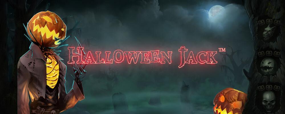 Halloween Jack videoslot van Netent wordt gelanceerd op 24 oktober