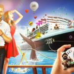 Ontvang tot €1000,- aan bonussen bij Casino Cruise