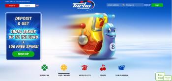 screenshot turbo casino